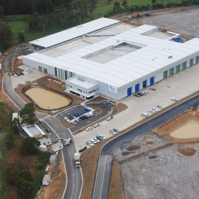 SITA Advanced Waste Recycling Facility